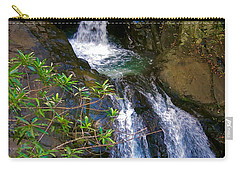 Waterfall In The Currumbin Valley Carry-all Pouch