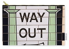 Way Out Carry-all Pouch