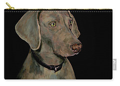 Weimaraner Carry-all Pouch