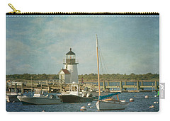 Welcome To Nantucket Carry-all Pouch
