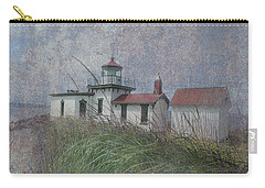 West Point Lighthouse - Seattle Carry-all Pouch