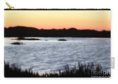 Carry-all Pouch featuring the photograph Wetland by Henrik Lehnerer