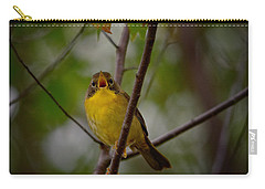 What Warblers Do Carry-all Pouch