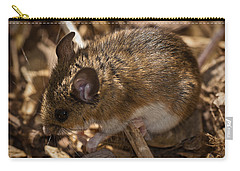 White-footed Mouse Carry-all Pouch