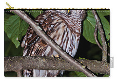 Who Are You Carry-all Pouch by Cheryl Baxter
