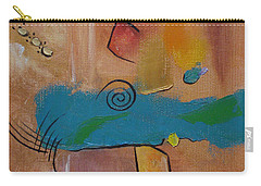 Wild Wild West Carry-all Pouch by Judith Rhue