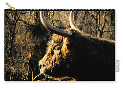 Wildthings Carry-all Pouch by Jessica Brawley