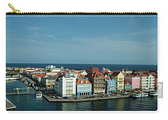 Willemstad Curacao Carry-all Pouch