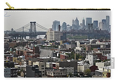 Williamsburg Bridge Carry-all Pouch