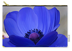 Windflower Carry-all Pouch by Patricia Griffin Brett