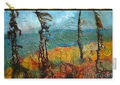 Windswept Pines Carry-all Pouch