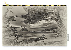 Windy Cove Bw Carry-all Pouch