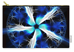 Wings Of Abyss Carry-all Pouch by Danuta Bennett