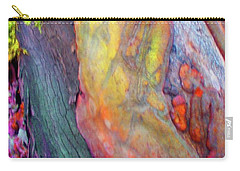 Carry-all Pouch featuring the digital art Winning Ticket by Richard Laeton