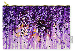 Wisteria Carry-all Pouch by Kume Bryant