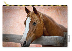 With A Whisper Carry-all Pouch by Doug Long