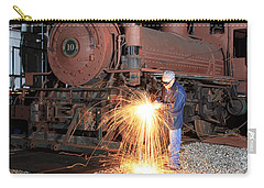 Working On The Railroad Carry-all Pouch