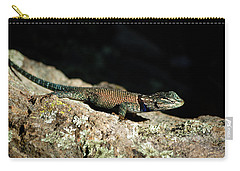 Carry-all Pouch featuring the photograph Yarrow's  by Vicki Pelham