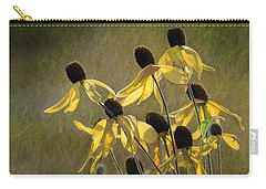 Yellow Coneflowers Carry-all Pouch