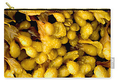 Yellow Kelp Pods Carry-all Pouch