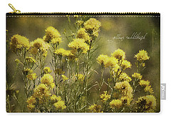 Yellow Rabbitbrush Carry-all Pouch