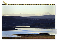 Yellowstone Landscapes Carry-all Pouch