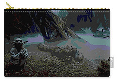 Yoda In Meditation Carry-all Pouch
