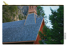 Yosemite Chapel Carry-all Pouch