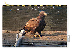 Young And Proud Carry-all Pouch by Cheryl Baxter