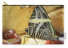 Zebra Mosaic Carry-all Pouch