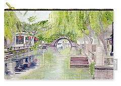 Zhou Zhuang Watertown Suchou China 2006 Carry-all Pouch