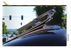1941 Cheverolet Hood Ornament Carry-all Pouch