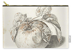 Carry-all Pouch featuring the painting , Applejean Bernard, 1775 - 1833 by Artistic Panda