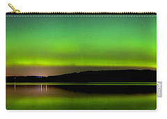 Aurora Over The Beauly Firth Carry-all Pouch