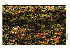 Autumn's Mosaic Carry-all Pouch by Alana Thrower