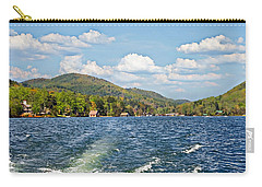 Boat Ride Digital Art Carry-all Pouch