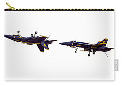 Blue Angels  Carry-all Pouch by Pat Cook