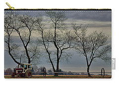 Carry-all Pouch featuring the photograph  Central Jersey Farmstead by Steven Richman