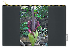 Corpse Flower Carry-all Pouch