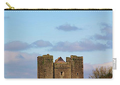 Dunsoghly Castle Carry-all Pouch by Martina Fagan
