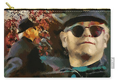 Elton John Carry-all Pouch by Sergey Lukashin