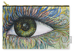 Eye For Details Carry-all Pouch