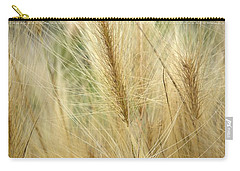 Foxtail Barley Carry-all Pouch by Jouko Lehto