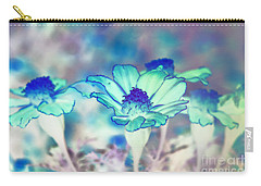 Heavenly Flowers Carry-all Pouch