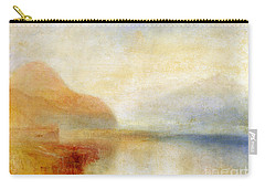 Inverary Pier - Loch Fyne - Morning Carry-all Pouch