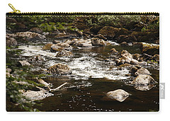 Little Stream At The Hermitage Carry-all Pouch by Martina Fagan