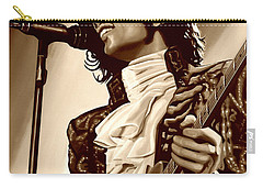 Prince The Artist Carry-all Pouch by Paul Meijering