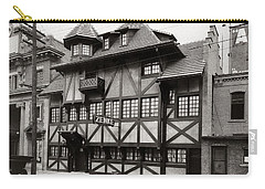 Scranton Pa Zenke's Alt Heidelberg Restaurant Early 1900s Carry-all Pouch