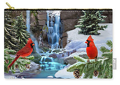 The Cardinal Rules Carry-all Pouch by Glenn Holbrook