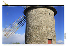 The Old Mill Carry-all Pouch by Martina Fagan